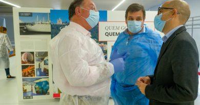 A partir de hoje vacinas da gripe estão disponíveis nas Juntas de Freguesia