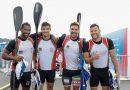 Confirmada constituição do K4 500 metros português para os Jogos Olímpicos de Tóquio