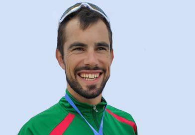 Fernando Pimenta conquista medalha de bronze em K1 1.000 na Taça do Mundo