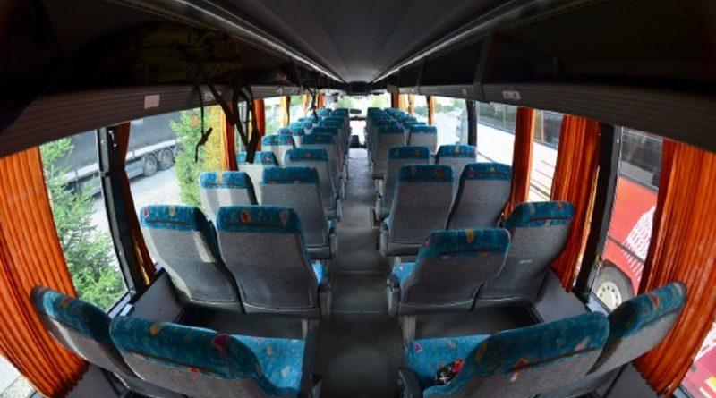 Transportes públicos sem restrições de lotação a partir de hoje
