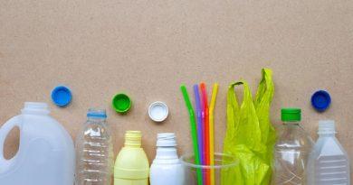 Plásticos de uso único proibidos a partir de 1 de julho