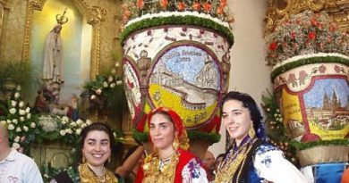 Festa das Rosas classificada património cultural imaterial